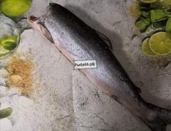 Кижуч дикая б/г, 1 шт рыбки 1-2,5 кг