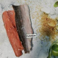 Филе горбуши в 1 кг 3-5шт в индивидуальной заморозке