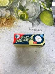 Филе минтая Брикет 0,6 кг сухая заморозка (без льда)
