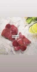 филе тунца, вакуумная упаковка 450-500г