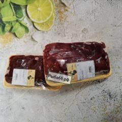 Печень индейки 1 уп 0,7-0,9 кг