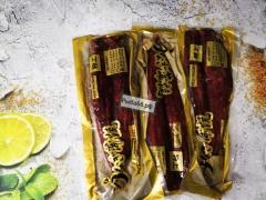 Угорь в соусе 5%!!!(готовый к употреблению) в вакуумной упаковке 1 шт 0,4-0,6 кг